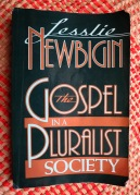 The Gospel in a Pluralist Society