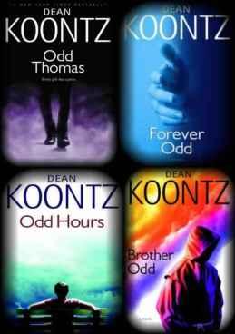 Odd Thomas books, #1-4