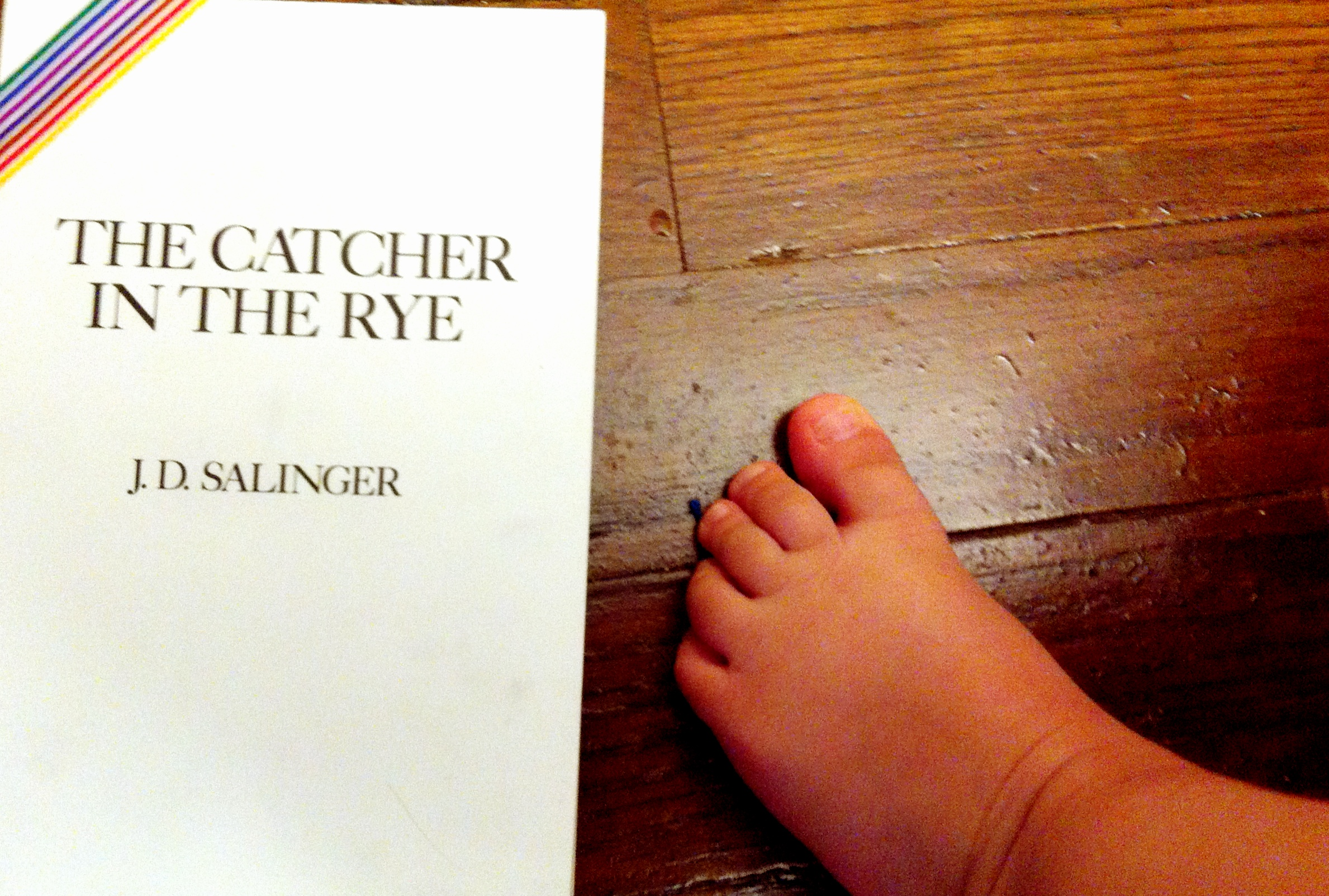 catcher in rye obsession on childhood Holden's attitudes toward childhood and adulthood in salinger's, the catcher in the rye.
