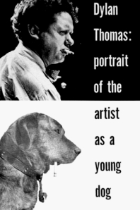 Portrait of Artist as a Young dog
