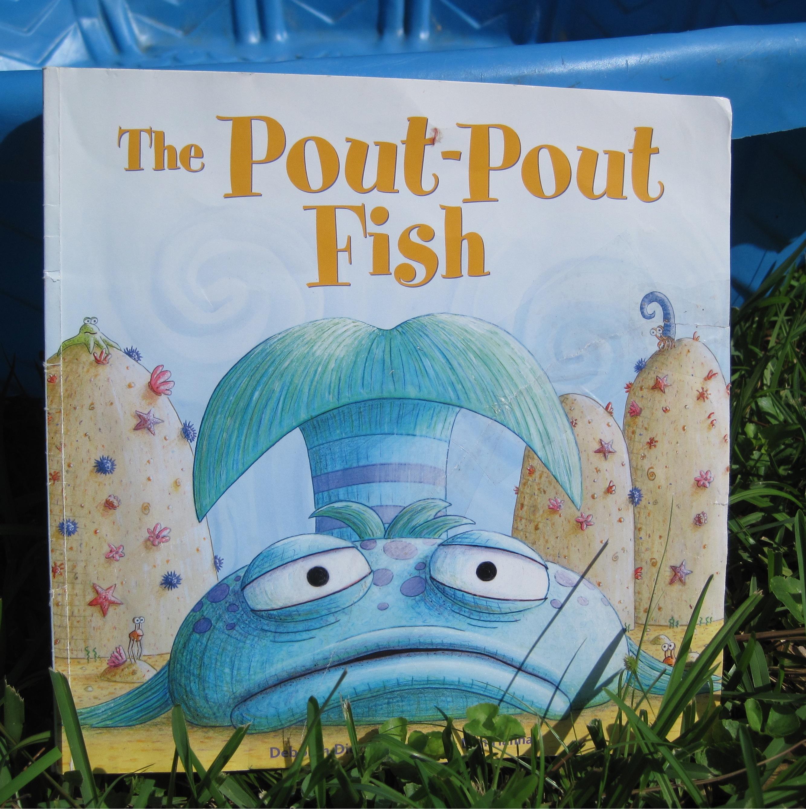 The pout pout fish by deborah diesen friends of atticus for The pout pout fish